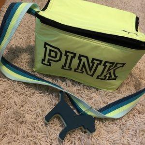 PINK Victoria's Secret Accessories - ❗️2 for $15❗️PINK Mini Cooler